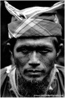 Datu Magoling, B'laan Chief, Mindanao, Southern Philippines, 1996.