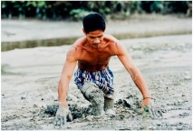 Placer Dome Toxic Mine Tailings Spillage, Philippines,1996.