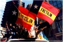 East Timor Independance Rally, Sydney,1998.