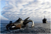 Sea Shepherd Waltzing Matilda Antarctic Campaign 2009/10.