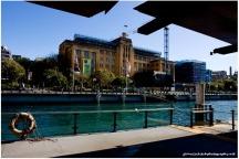 The Museum of Contemporary Art, Circular Quay, Sydney,2011.
