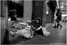 On The Street. Sydney,2011.