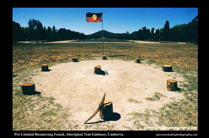 Aboriginal Tent Embassy 1999-2009 & Aboriginal Tent Embassy 1999-2009 | Glenn Lockitch Photography